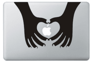 stickers mains macbook