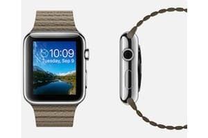 Apple Watch serie 1 presentation