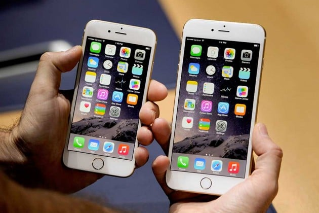 iPhone 6 vs iPhone 6 Plus differences et similitudes
