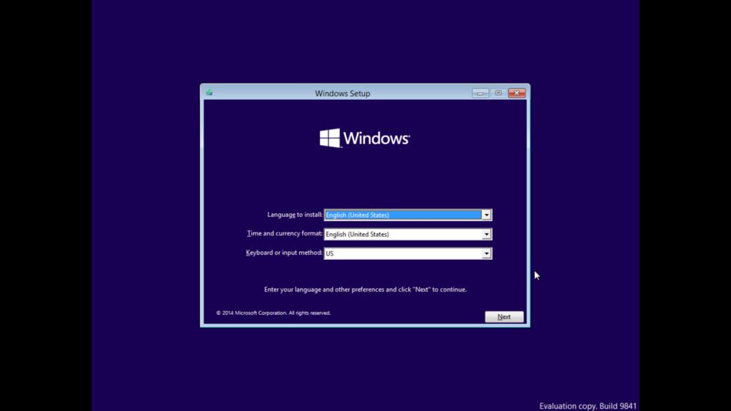 Dual boot Mac installation windows
