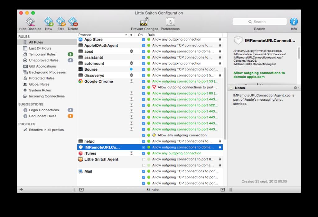 Firewall Yosemite mac firewall mac little snitch