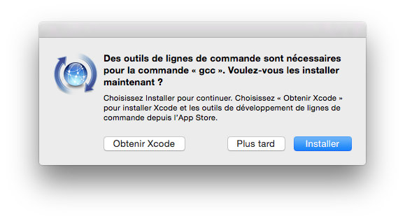 Xcode Command Line Tools Yosemite installer