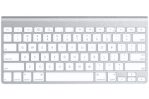 clavier virtuel yosemite