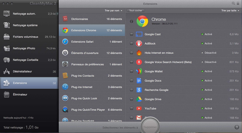 nettoyer le disque dur de son macbook pro