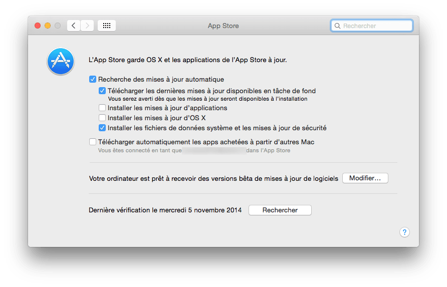 yosemite update installer maj osx