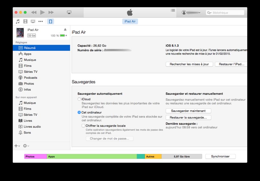 ios 8.1.3 update itunes
