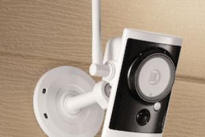 Camera de surveillance iPhone ipad test