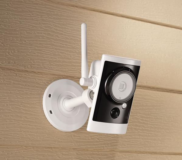 Camera de surveillance iPhone wifi