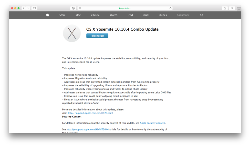 Mac App Store For Tiger Osx