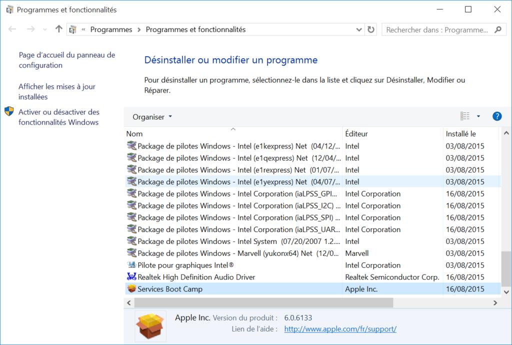 windows 10 boot camp 6 update