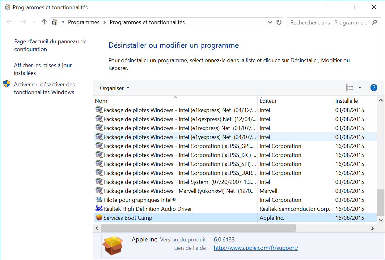 Download Free - Bootcamp Update Drivers Windows 10