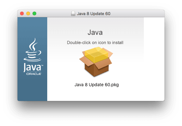 java el capitan installer