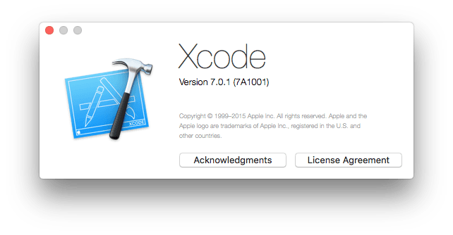installer xcode el capitan mode d'emploi