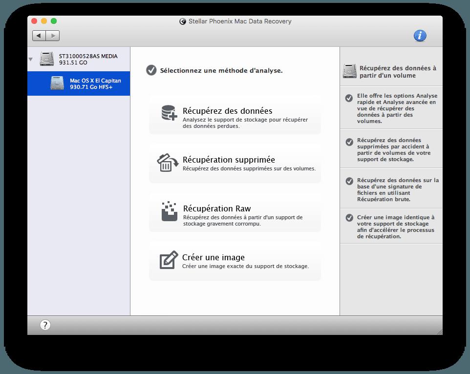restaurer un fichier efface sur Mac recuperation supprimee