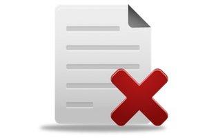 restaurer un fichier effacé sur Mac