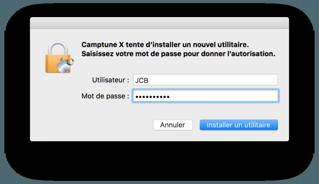 Redimensionner une partition sur Mac os x el capitan