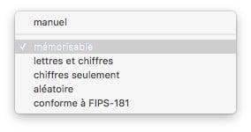 ajouter un compte utilisateur mac memorisable lettres et chiffrement