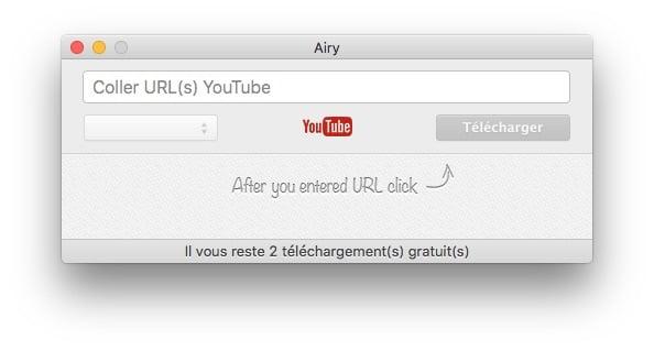 enregistrer youtube en mp3 mac