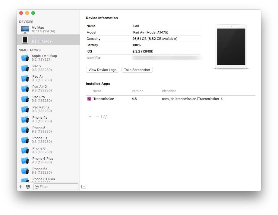 telecharger des torrent sur iphone itransmission ipa