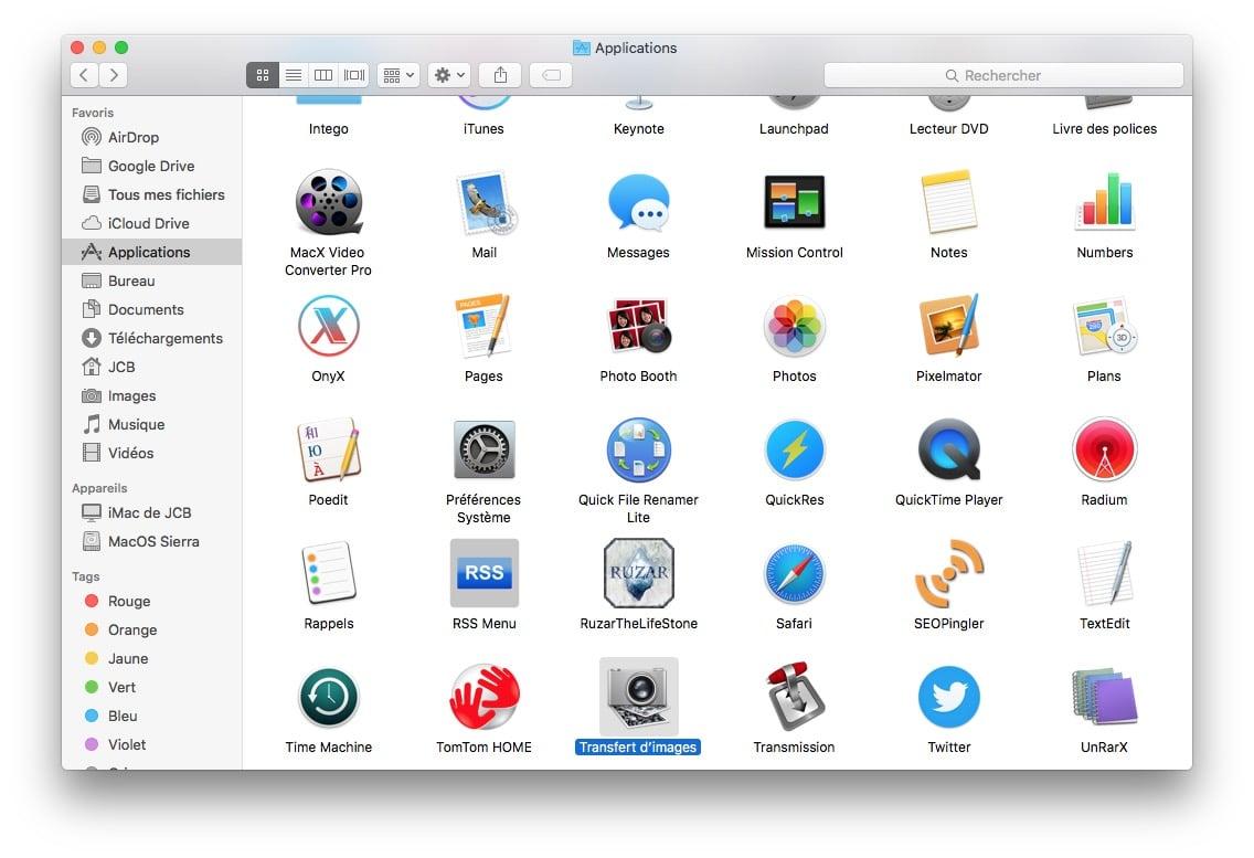 Supprimer Toutes Les Photos Sur Un Iphone Ipad Macplanete