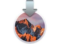 Installation propre MacOS Sierra (10.12)