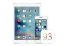 iOS 9.3.3 : mise à jour disponible pour iPhone, iPad, iPod touch