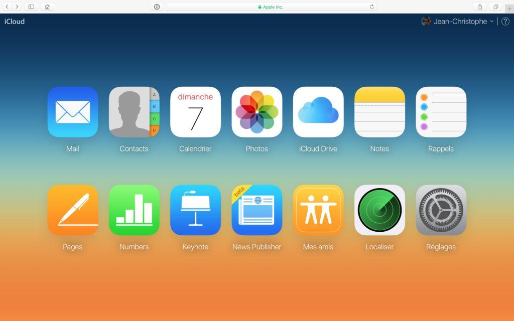 Gerer les spams sur iPhone avec icloud