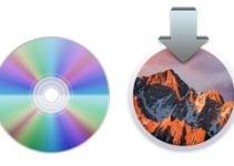 Graver macOS Sierra (10.12) sur un DVD