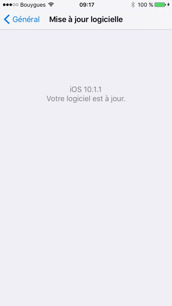 ios 10.1.1 update iphone ipad ipod
