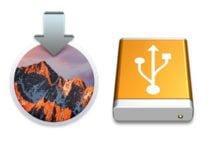 Installer macOS Sierra sur clé USB ou disque externe