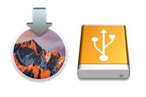 Installer macOS Sierra sur clé USB