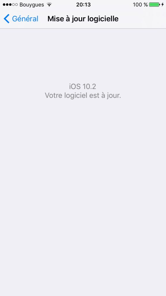 ios 10.2 update officielle