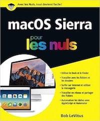 macOS Sierra pour les nuls livre