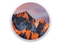 macOS Sierra 10.12.3 : mise à jour disponible
