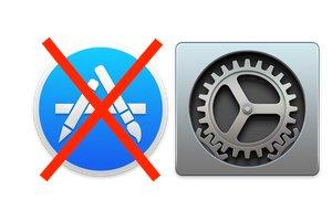 Supprimer une extension des Preferences Systeme Mac