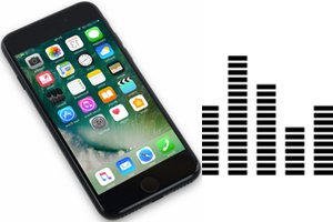 egaliseur audio sur iphone tutoriel
