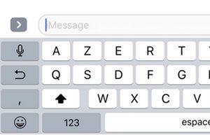 Désactiver la correction automatique sur iPhone