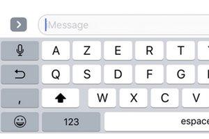 Désactiver la correction automatique sur iPhone