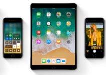 iOS 11 appareils compatibles : iPhone, iPad…