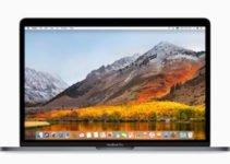macOS High Sierra (10.13) : configuration nécessaire