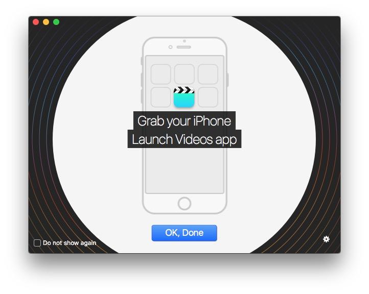 Copier une video sur un iPhone et lire avec app videos
