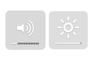 Regler finement le volume et la luminosite sur Mac tutoriel complet