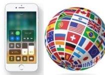 Changer la langue d'un iPhone, iPad ou iPod touch