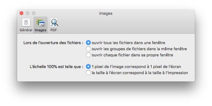 Ouvrir tous les images dans une fenetre avec Apercu ouvrir tous les fichiers dans une fenetre