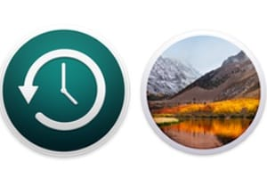 Sauvegarder son Mac avec Time Machine tutoriel macos high sierra