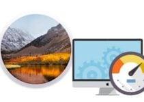 Accélérer macOS High Sierra (10.13)