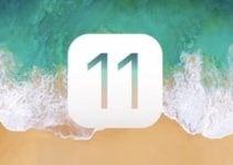 iOS11.0.3 disponible pour iPhone, iPad et iPod touch