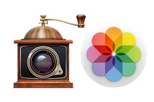 Convertir des photos sur Mac rapidement