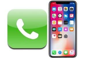 appels WiFi sur iPhone X 8 7 6s 6 SE tutoriel
