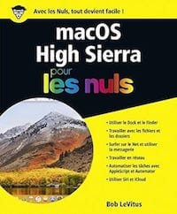 macOS High Sierra pour les nuls